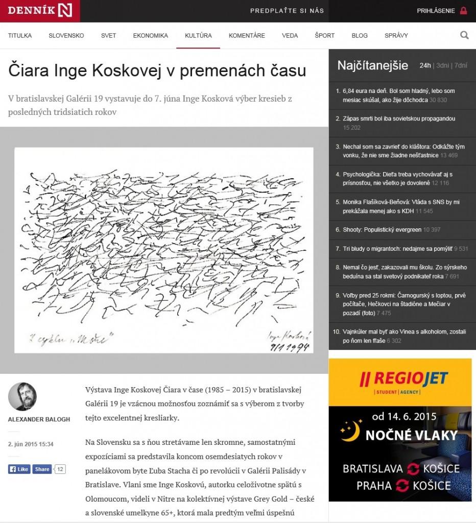 Press Koskova