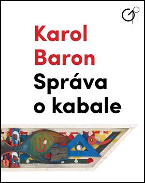 Katalóg k výstave Karol Baron